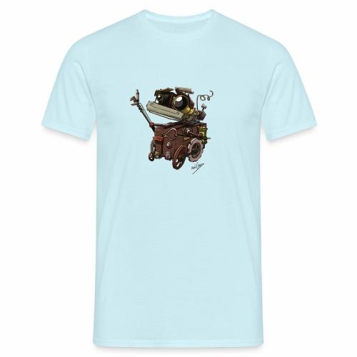 Bout 2 Robot - Men's T-Shirt