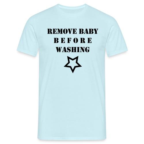 removebaby - Mannen T-shirt