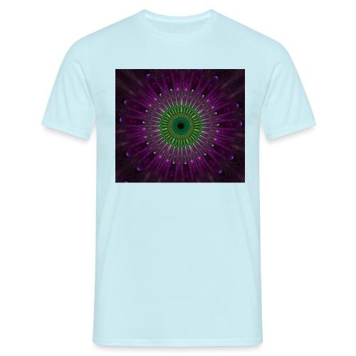 purple - Männer T-Shirt