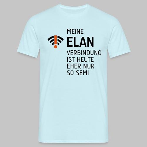 ELAN Verbindung - Männer T-Shirt