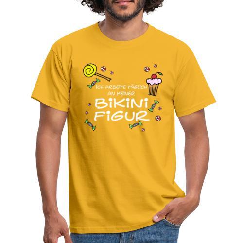 Bikinifigur - Männer T-Shirt