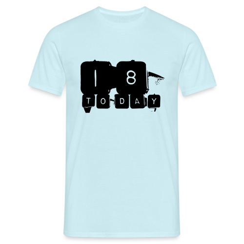 18 Today T-shirt design - Men's T-Shirt
