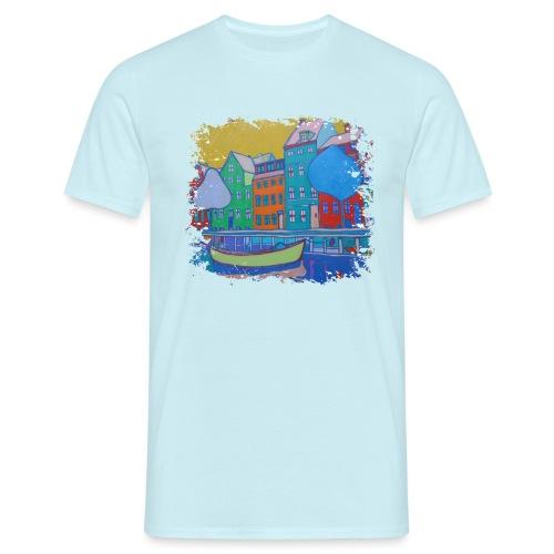 Kopenhagen - Männer T-Shirt