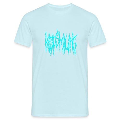 Keep smiling - Men's T-Shirt