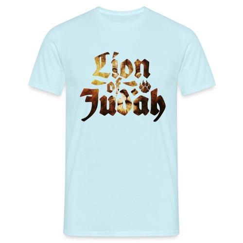 Lion of Judah - Rastafari Paw - Männer T-Shirt