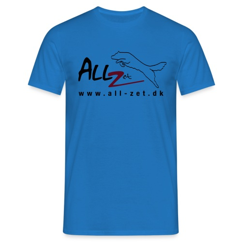 All Zet Logo - Herre-T-shirt