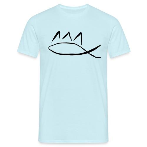 jesus king - Koszulka męska