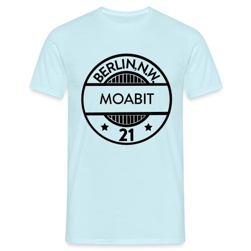 Moabit 21 - Männer T-Shirt