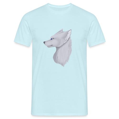 Wolf Bib - Men's T-Shirt