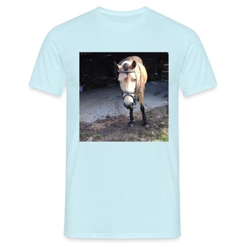 Häst - T-shirt herr