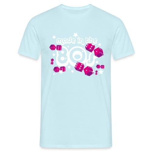 Made in the 80s - Männer T-Shirt