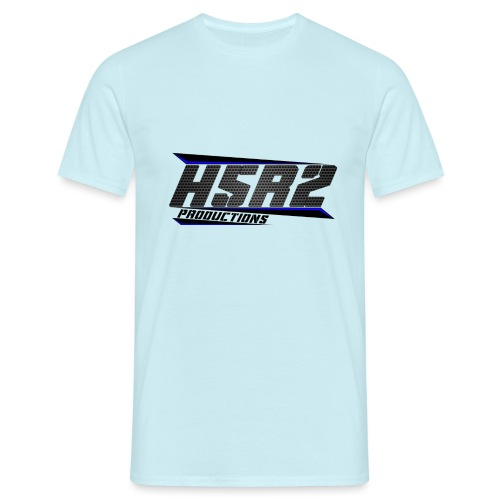 T-shirt met logo - Mannen T-shirt