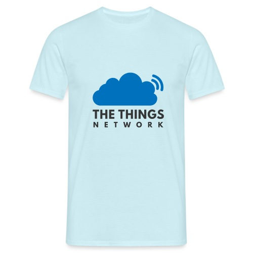 The Things Network - Mannen T-shirt