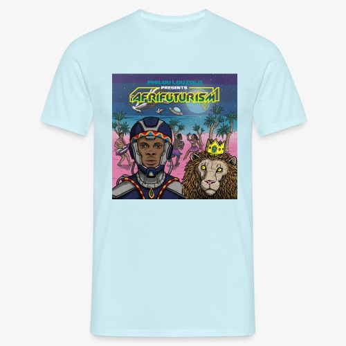 Afrifuturism - Philou Louzolo - Men's T-Shirt