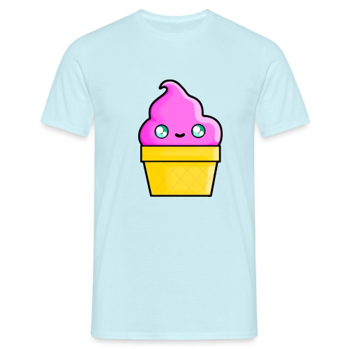 GLACE KAWAII - T-shirt Homme