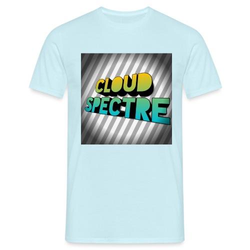 cloud merch - Mannen T-shirt