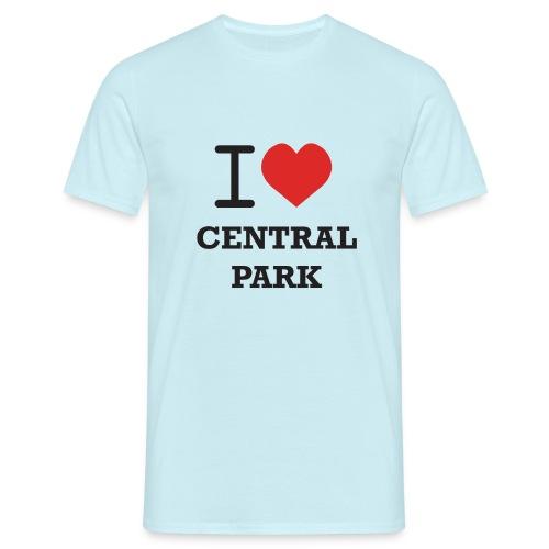 keskuspuisto - Miesten t-paita