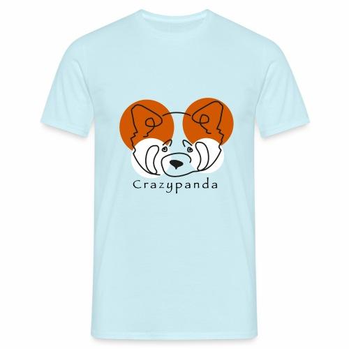 Crazypanda - T-shirt Homme