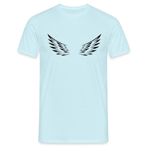 Flügel - Männer T-Shirt