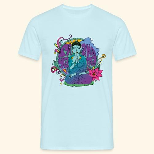pranayama - Camiseta hombre