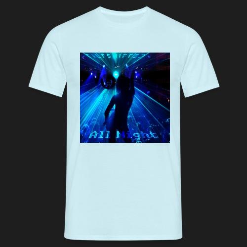 All Night - Miesten t-paita