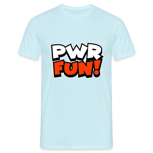 PWR FUN! - Camiseta hombre