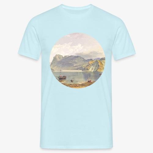 The Lake - T-shirt herr