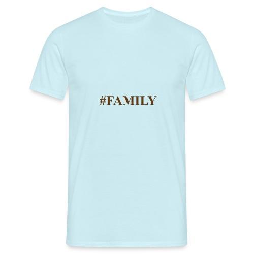 FAMILY - T-shirt Homme