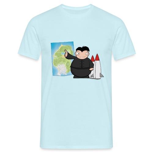 Happy Dictator. - Camiseta hombre