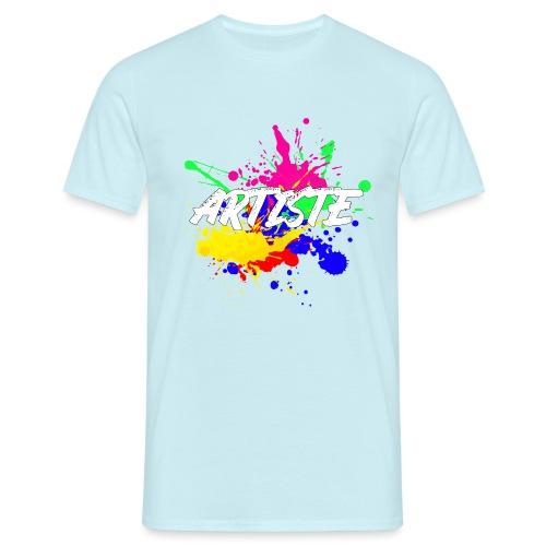 Artiste Français - T-shirt Homme