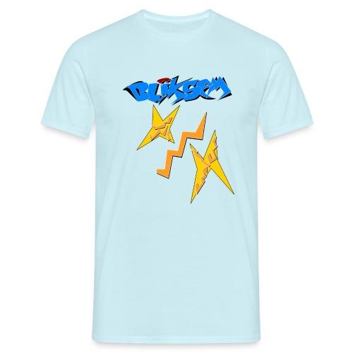 Bliksem - Mannen T-shirt