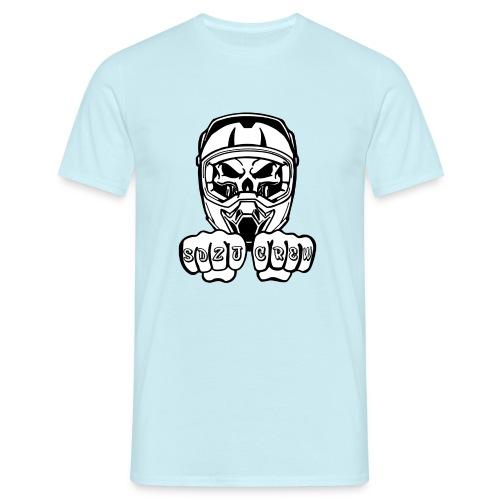 SDZJ Cross Logo - Männer T-Shirt