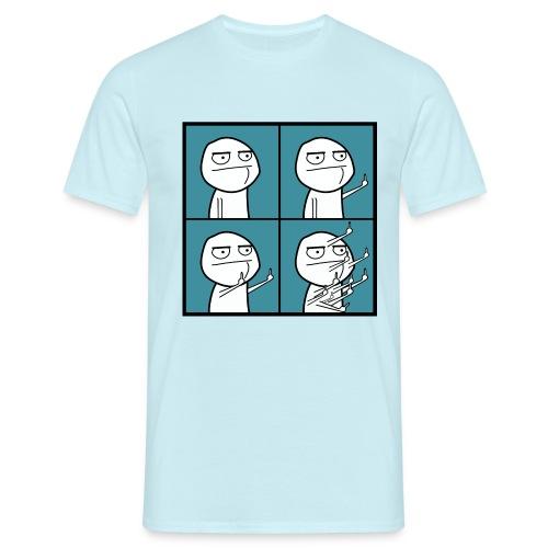 FU Motiv2 - Männer T-Shirt