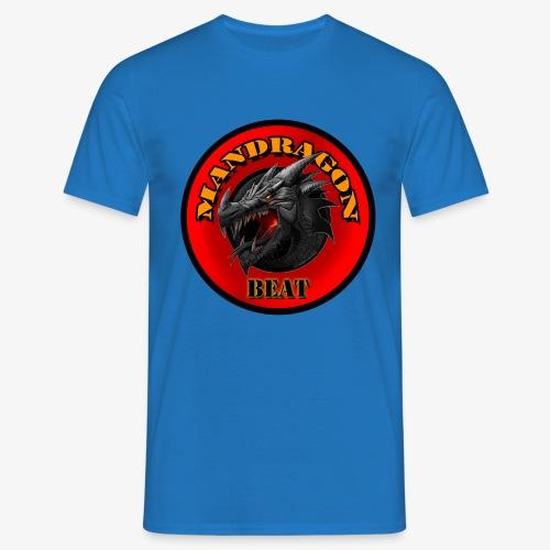 LOGO MANDRAGON BEAT - T-shirt Homme