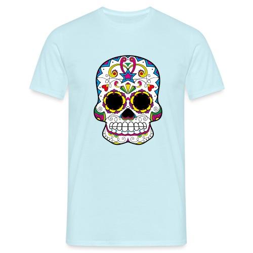 skull7 - Maglietta da uomo
