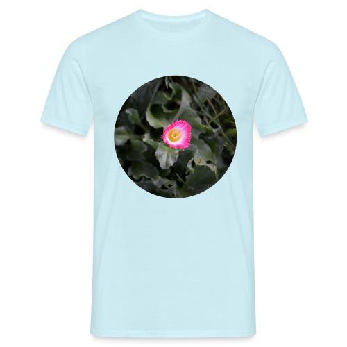 Makroblume - Männer T-Shirt