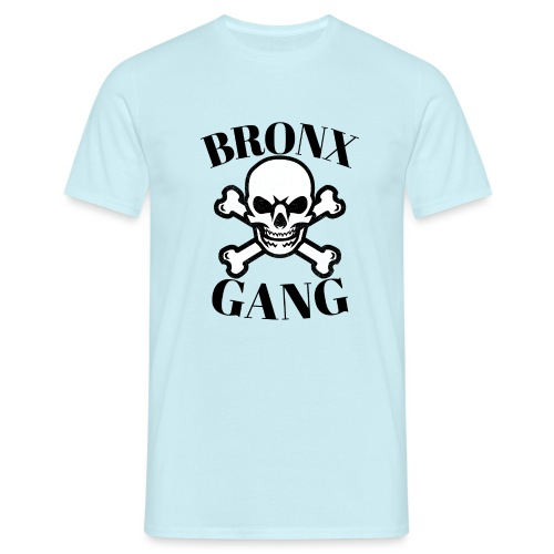 tête de mort gang - T-shirt Homme
