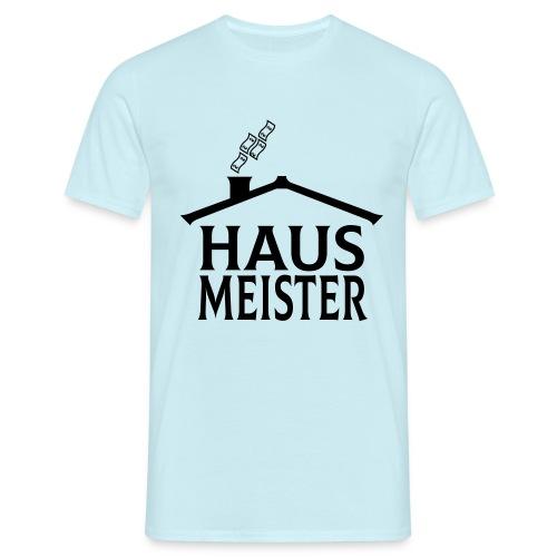 Hausmeister Cash - Männer T-Shirt