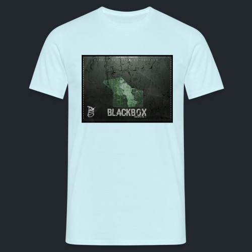 Blackbox Cover - Männer T-Shirt