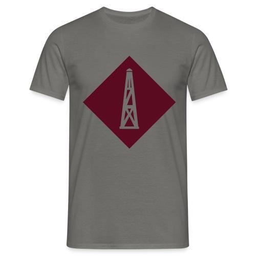 turm - Männer T-Shirt