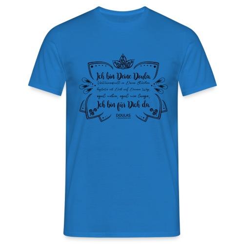 DiD Design schwarz - Männer T-Shirt