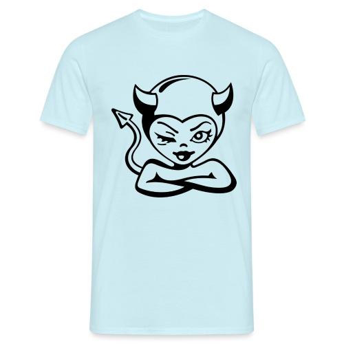 Diablica - Koszulka męska
