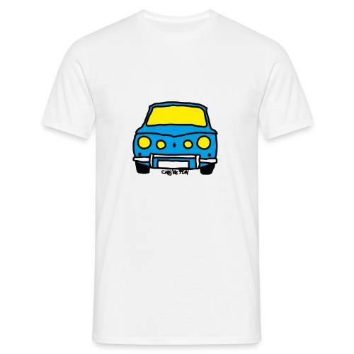 Voiture ancienne mythique française - T-shirt Homme