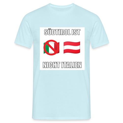 Südtirol ist nicht Italien - Männer T-Shirt