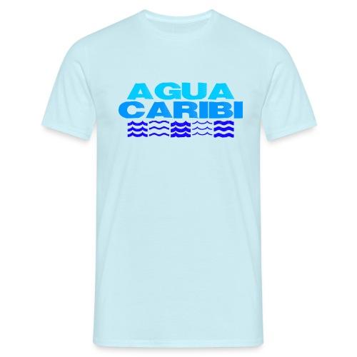 Agua Caribi - Männer T-Shirt