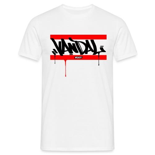 #EASY Graffiti Vandal T-Shirt - Maglietta da uomo