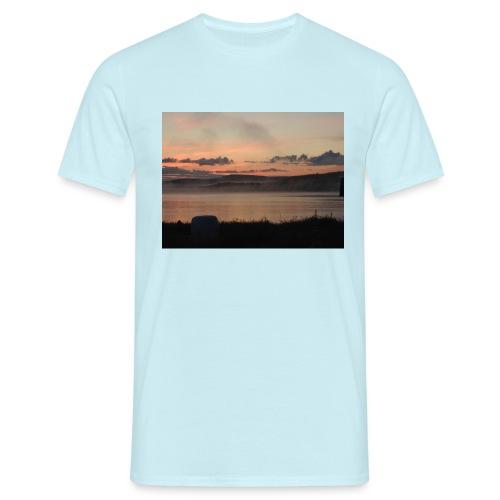 Himmel i Tornedalen - T-shirt herr