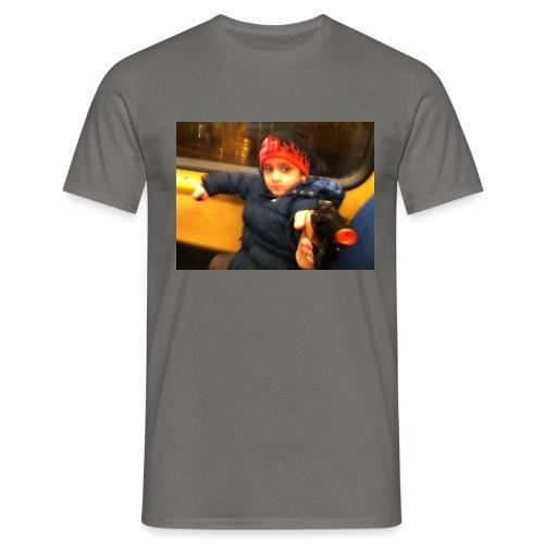 Rojbin gesbin - T-shirt herr