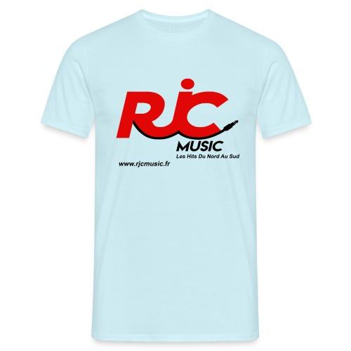 RJC Music avec site - T-shirt Homme