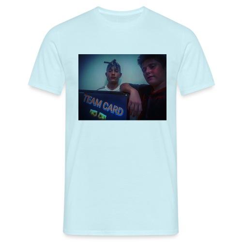 team-cardx09 - Männer T-Shirt